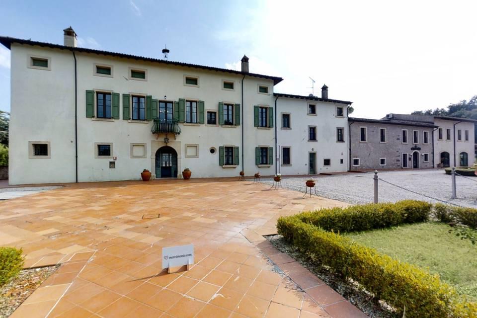 Ristorante Villa Conti Cipolla 3d tour