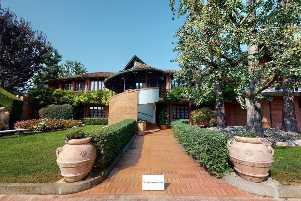 Villa Ristorante De Firem Rostec 3d tour