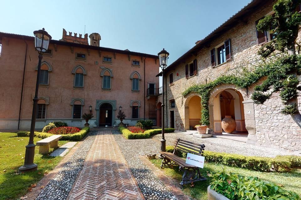 Castello di Montegioco 3d tour