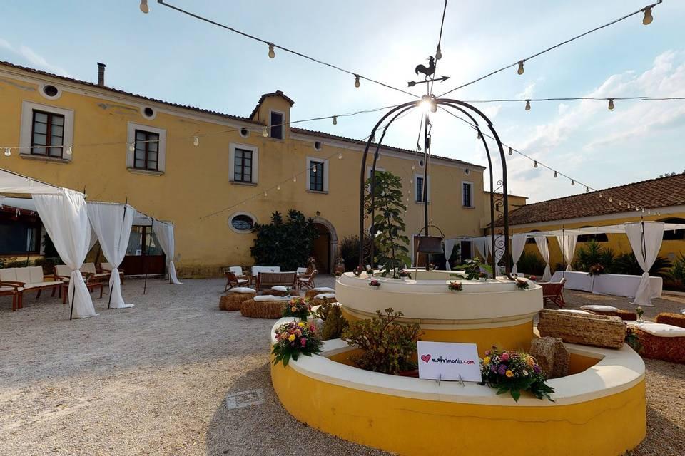 Masseria Morella 3d tour