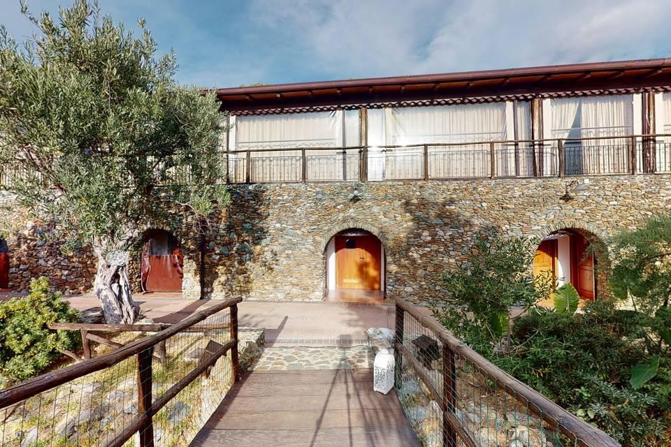 Il Borgo della Marinella 3d tour