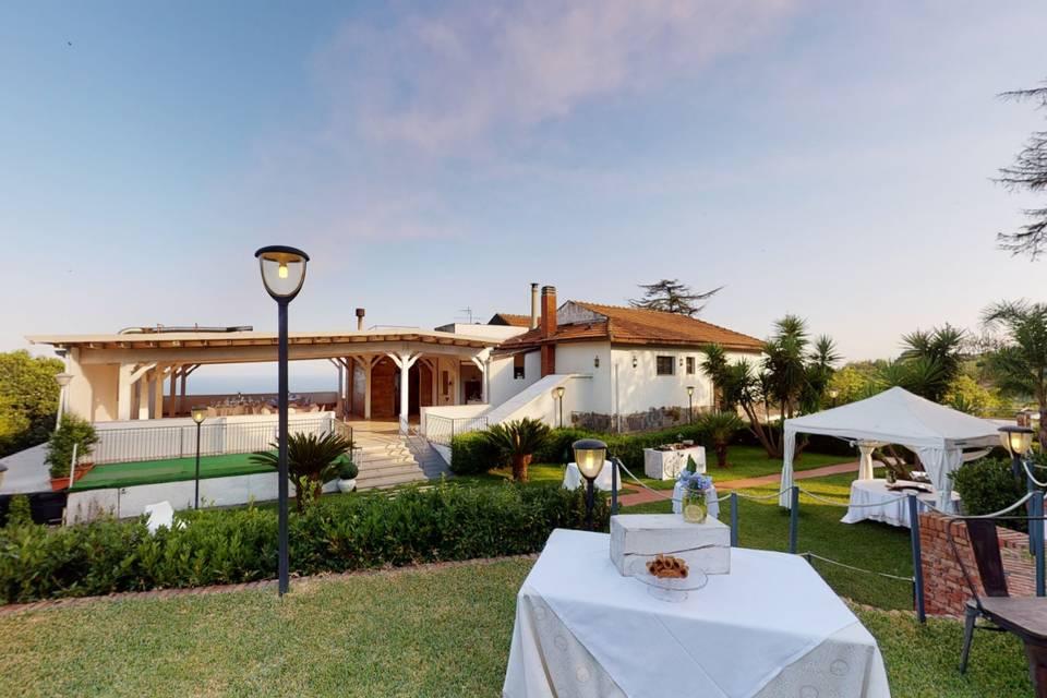 Villa Le Cisterne 3d tour