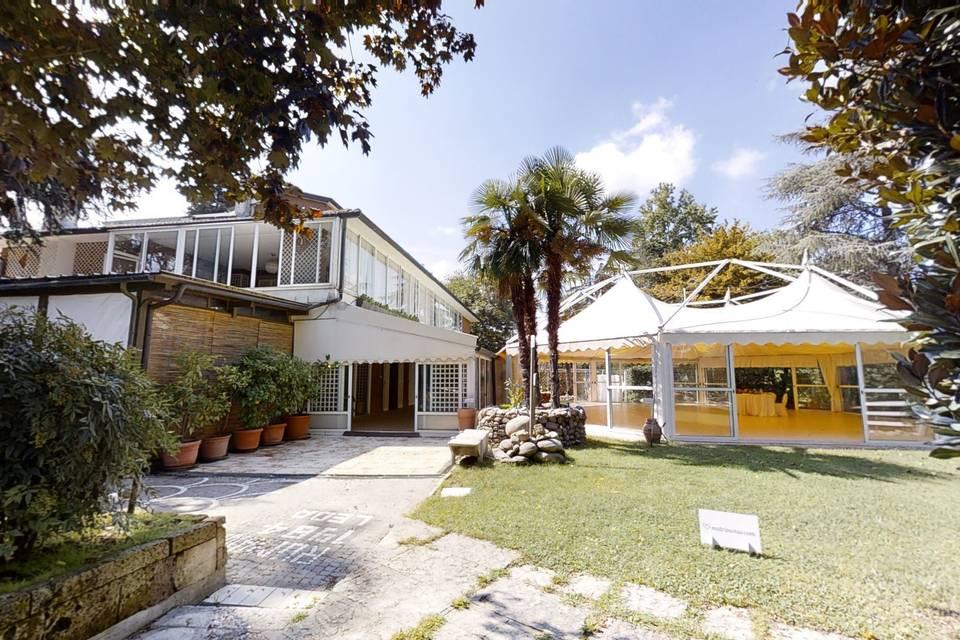 Villa Leda e Romano 3d tour