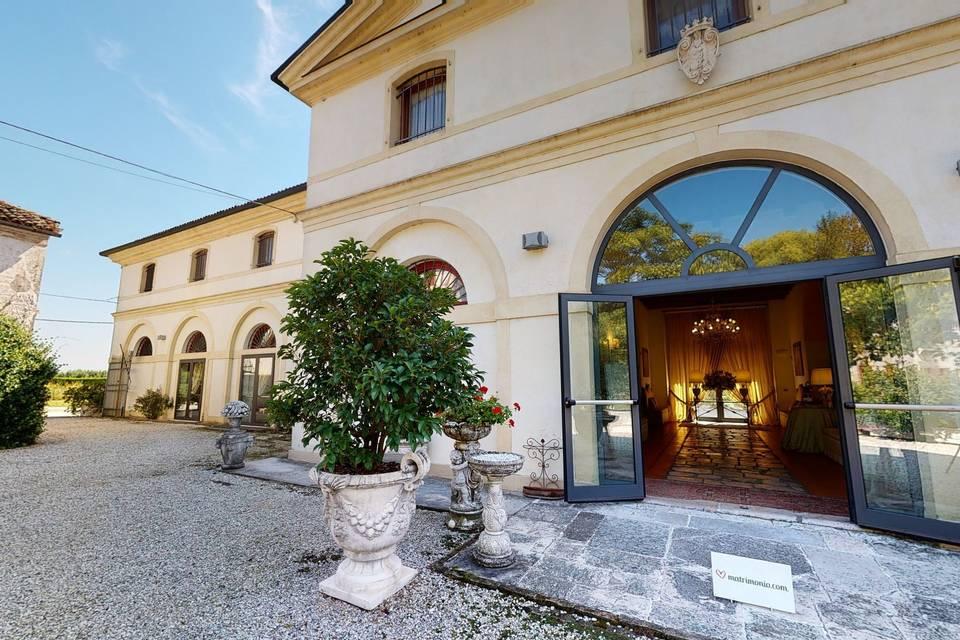 Villa Marcello Loredan Franchin 3d tour