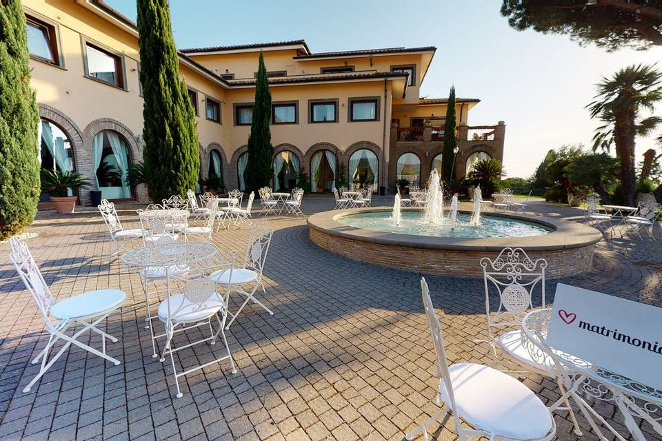 Borgo della Cartiera Pontificia 3d tour