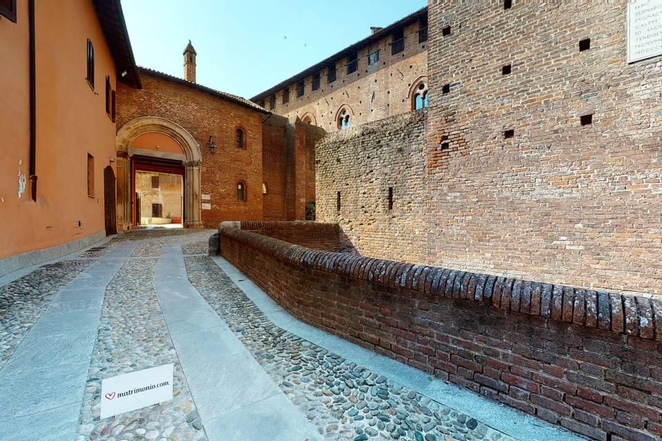 Castello Bolognini 3d tour