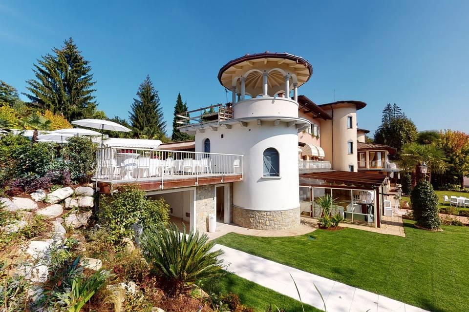 Casa Mascagni La Campagnola 3d tour