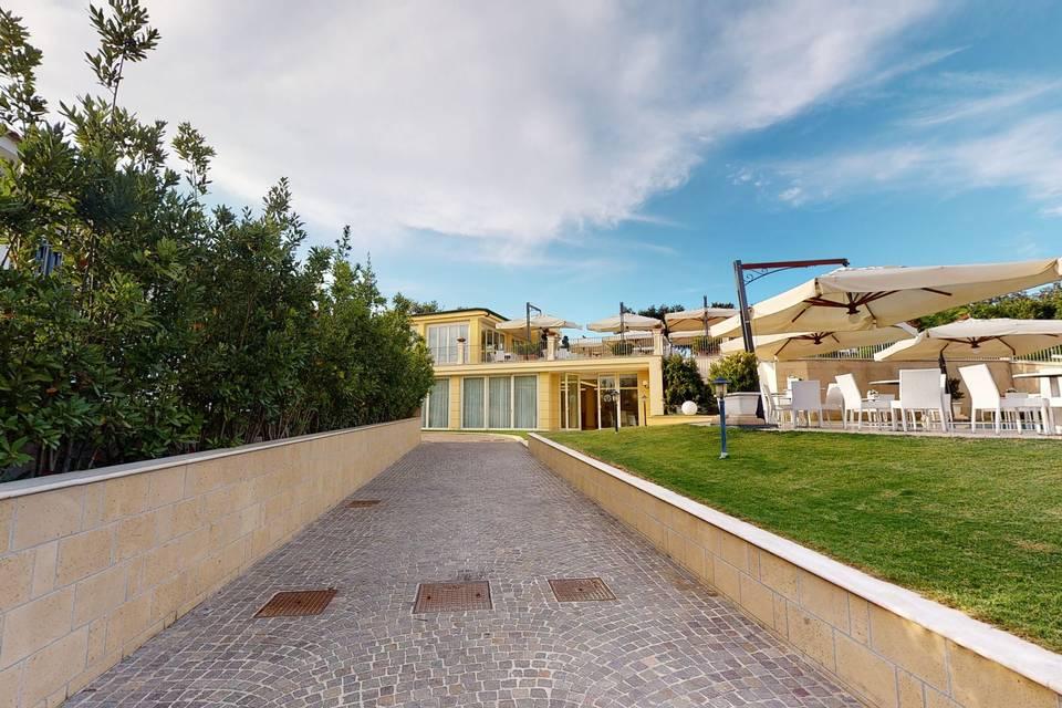 Villa Espero Eventi d'Autore 3d tour