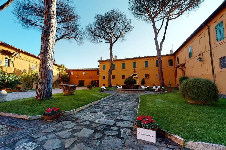 Castello di Decima 3d tour