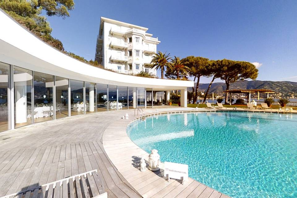 Grand Hotel Miramare 3d tour