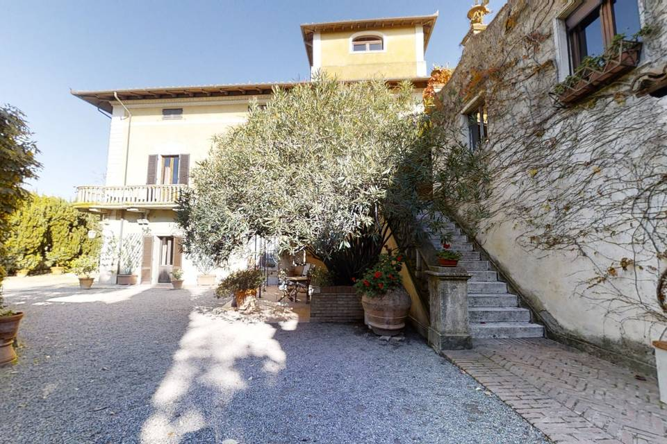 Villa Bellaria 3d tour