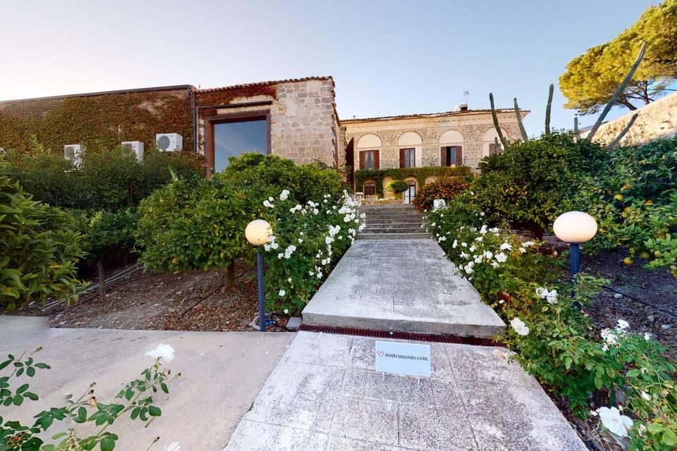 Villa Bordonaro 3d tour