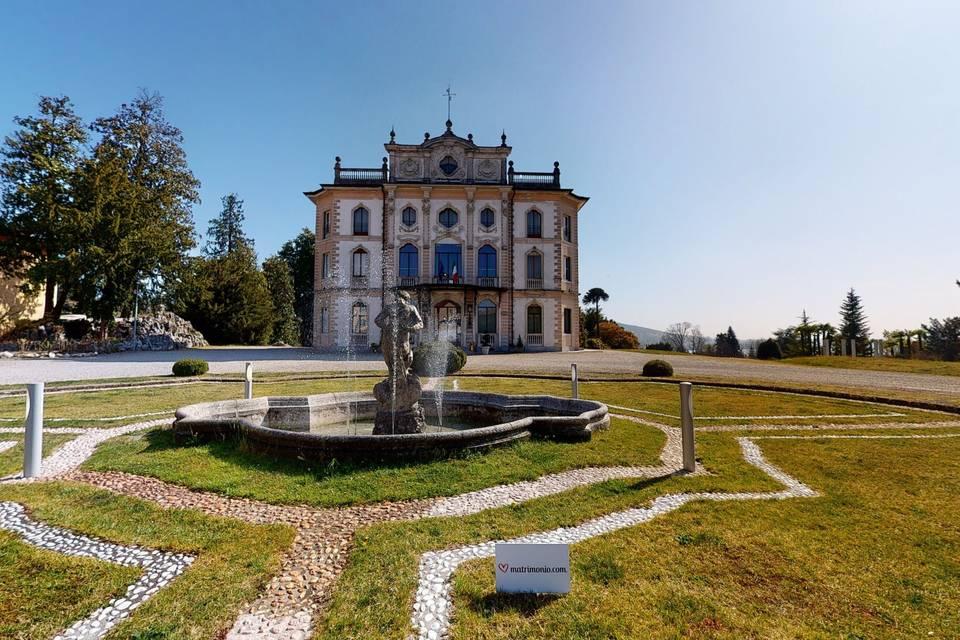 Villa Borghi Hotel, Restaurant & Spa 3d tour