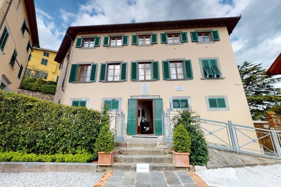 Palazzo Bove 3d tour