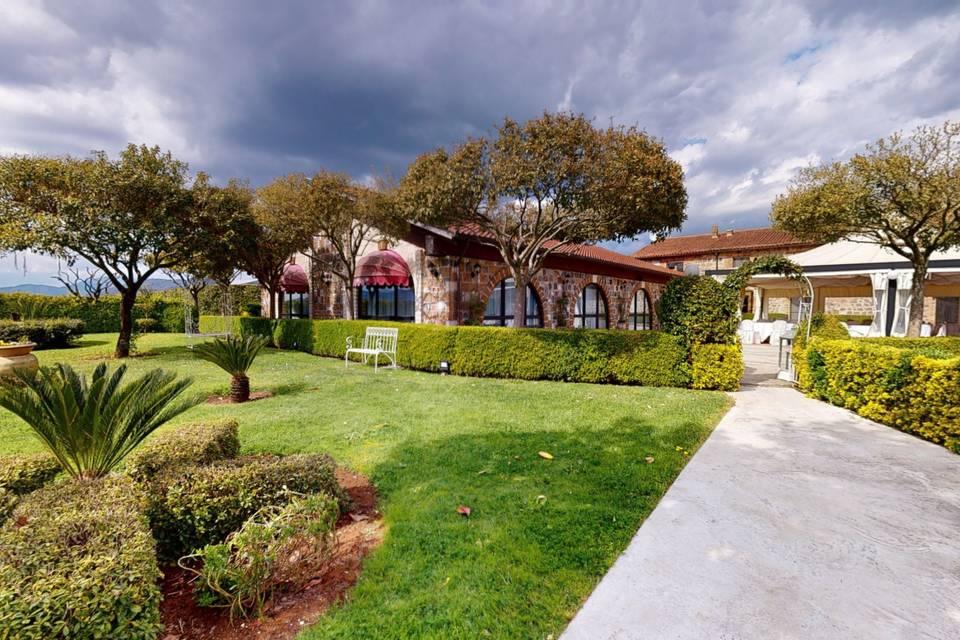 Villa Solatio 3d tour