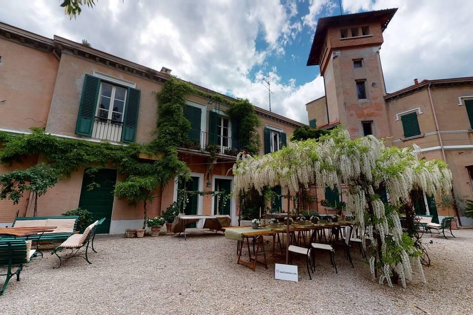 Relais Villa Giulia 3d tour