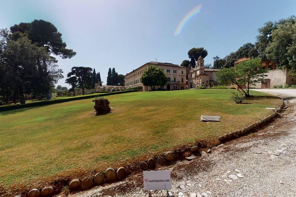 Villa Vinci Boccabianca 3d tour