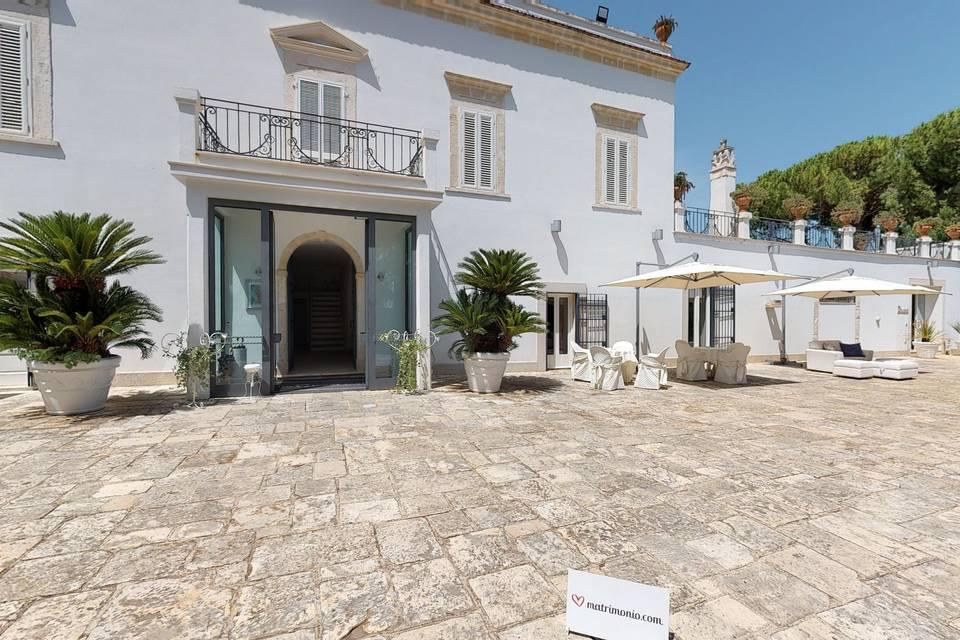 Villa Ciccorosella 3d tour