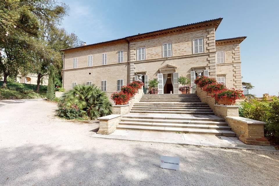 Villa Bonaparte 3d tour