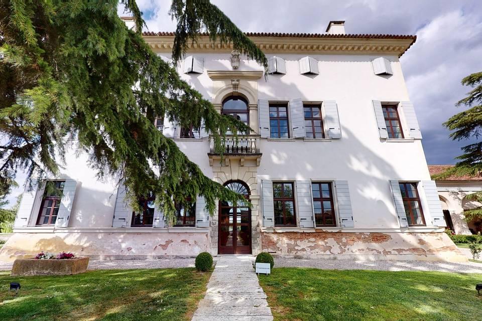 Villa Cagnoni-Boniotti 3d tour