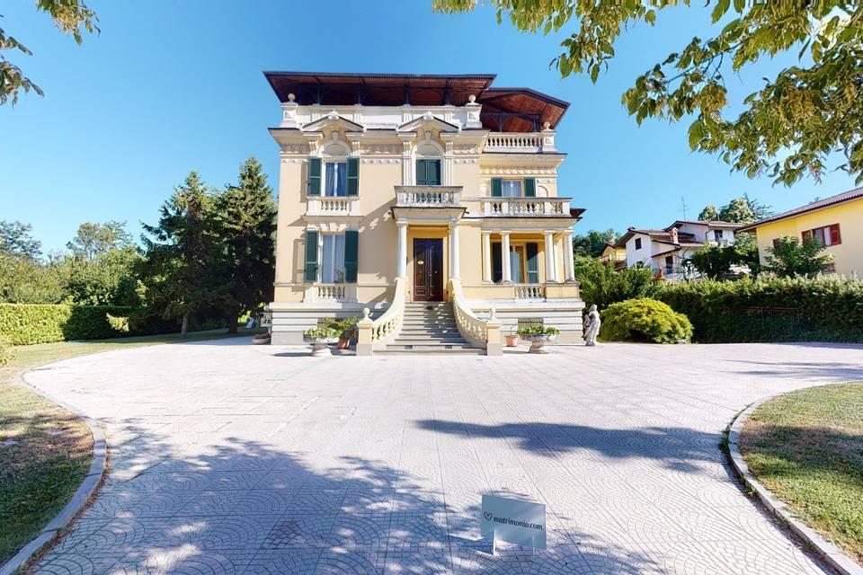 Villa Bottaro 3d tour