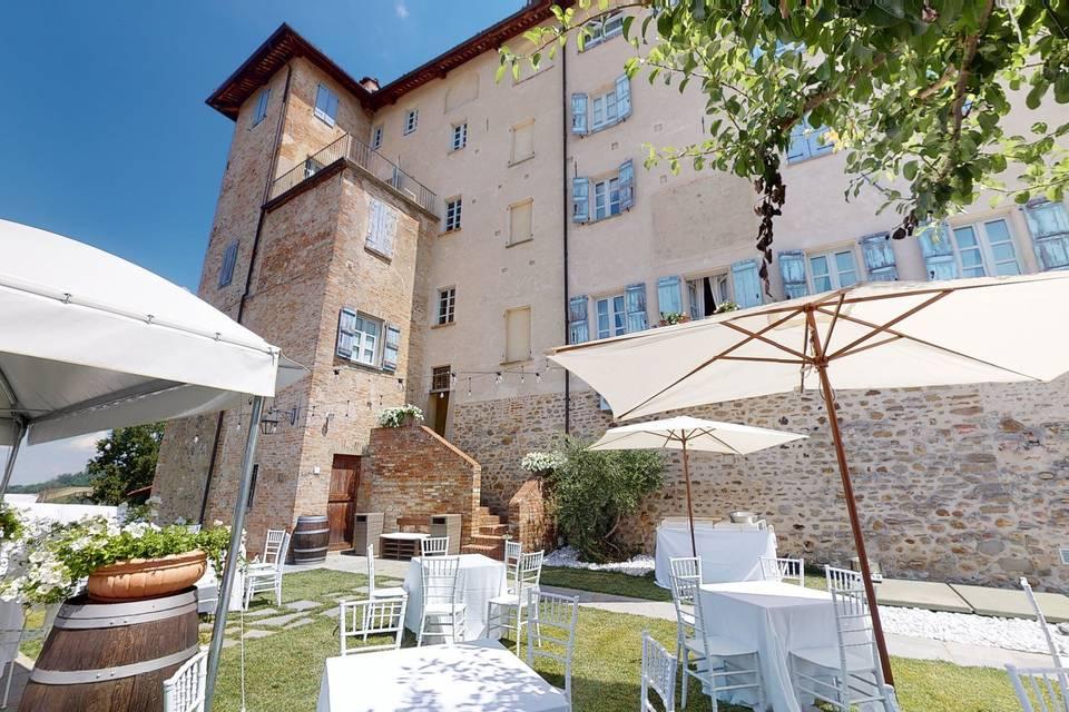 Antico Borgo Monchiero 3d tour