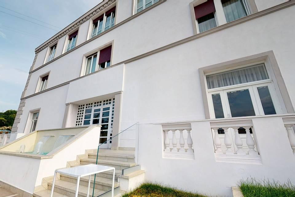 Villa Cimmino Hotel and Events 3d tour