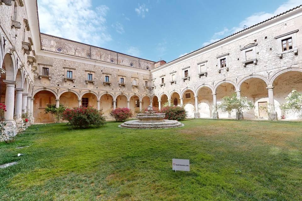 Abbazia Santa Maria del Bosco 3d tour