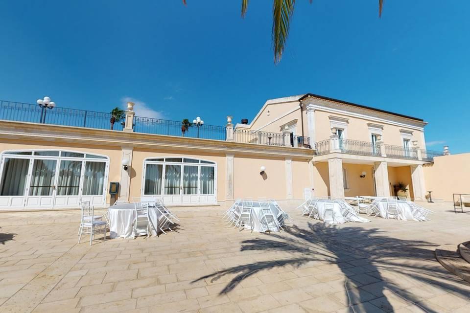 Villa Matilde 3d tour
