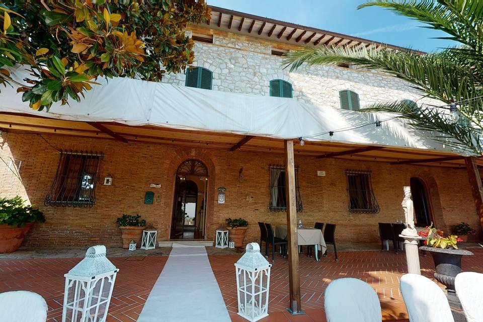 Borgo degli aranci 3d tour