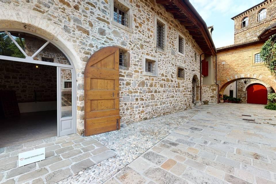 Castello di Buttrio 3d tour