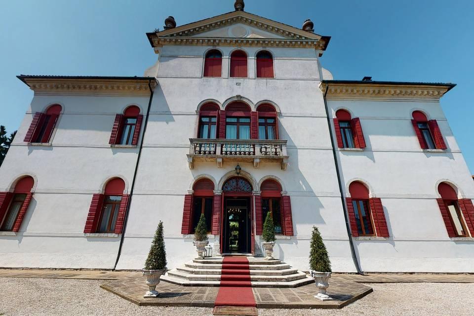 Villa Sagredo 3d tour