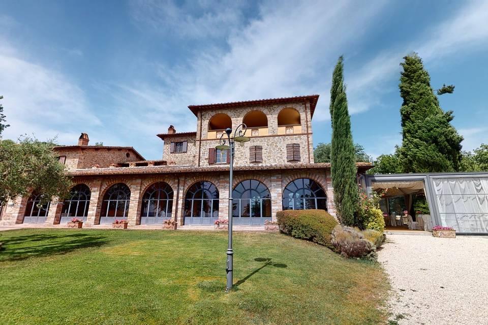 Villa Torranca 3d tour