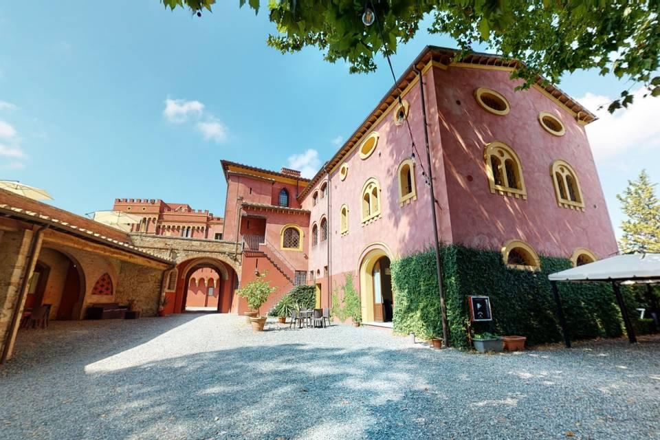 San Ruffino Bistrot 3d tour