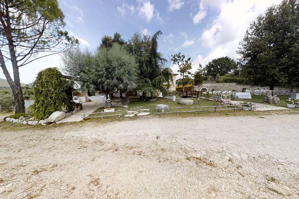 Agriturismo San Benedetto 3d tour