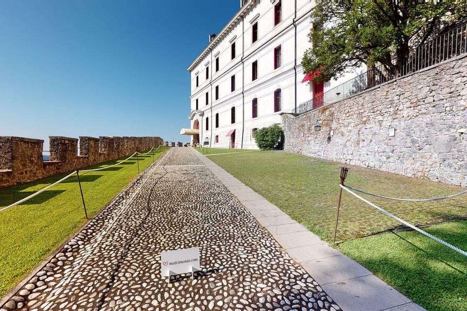 CastelBrando 3d tour