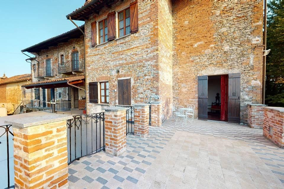 Villa Il Chiaramello 3d tour