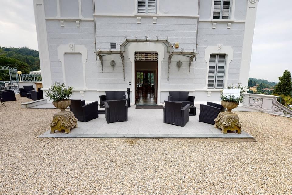 Villa Somis 3d tour