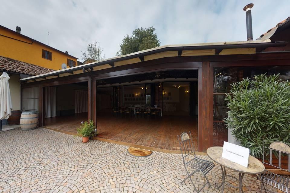 Cuochì Location 3d tour