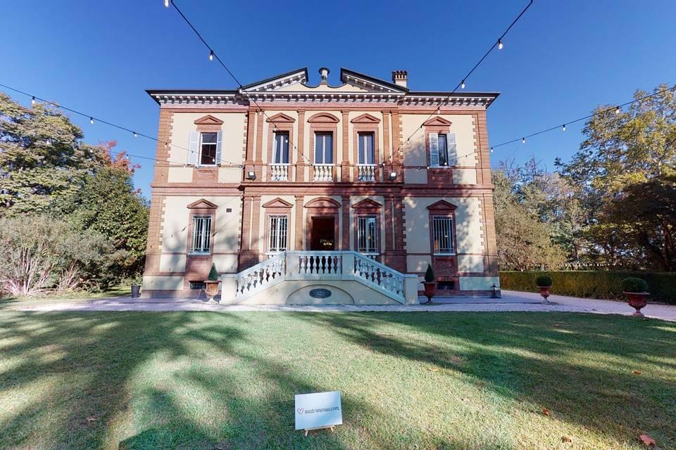 Villa Ghigi 3d tour