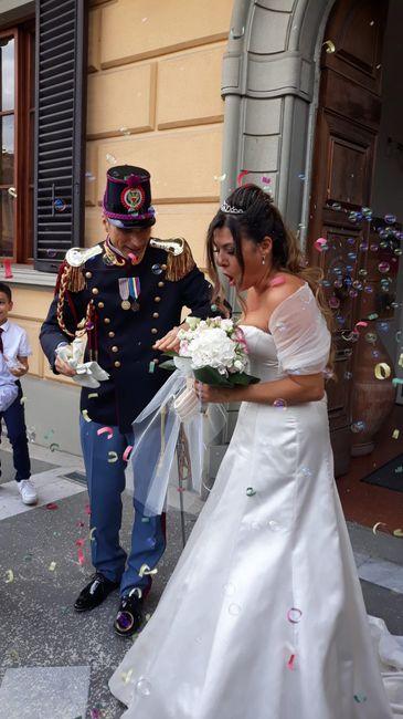 Sposi che sono convolati a nozze durante il Covid-19: lasciate qui i vostri consigli! 👇 4