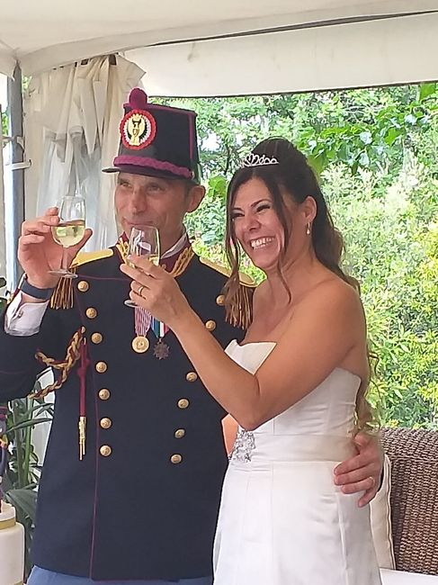 Sposi che sono convolati a nozze durante il Covid-19: lasciate qui i vostri consigli! 👇 2
