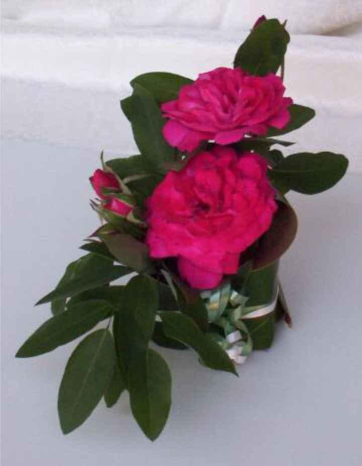 Centrotavola Rose Modulare