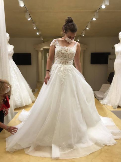 Vestito sposa 2021 1