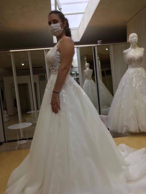 Vestito sposa 2021 2