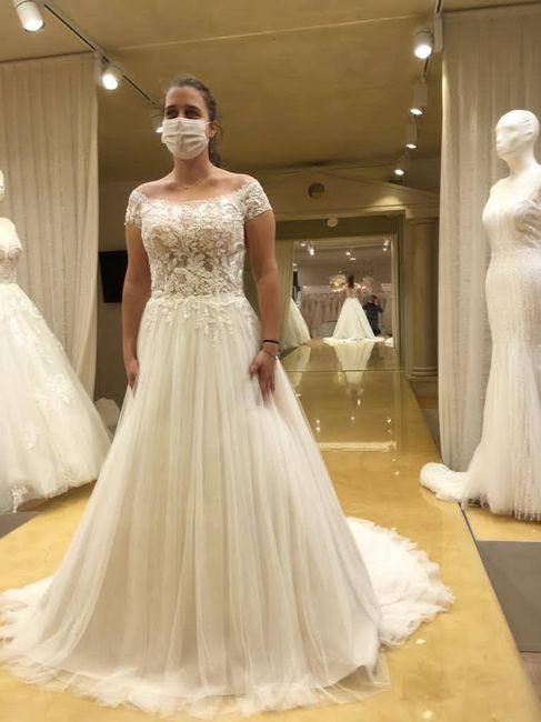Vestito sposa 2021 3