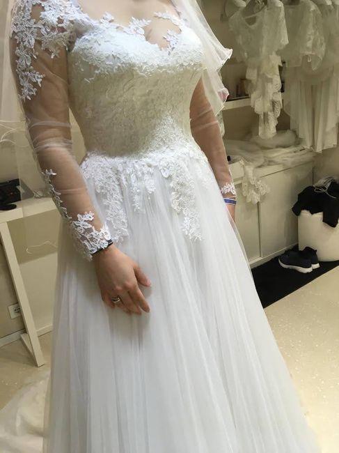 Vestito sposa 2021 6