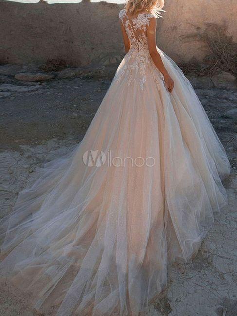 Il tuo abito da sposa è... 👰🏻 5