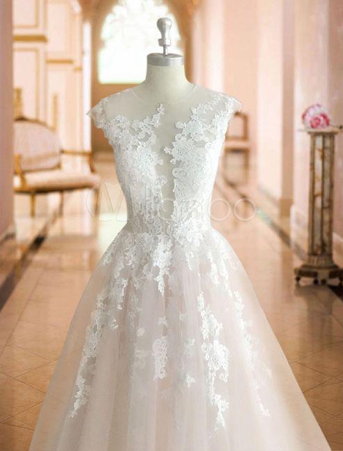 Il tuo abito da sposa è... 👰🏻 7
