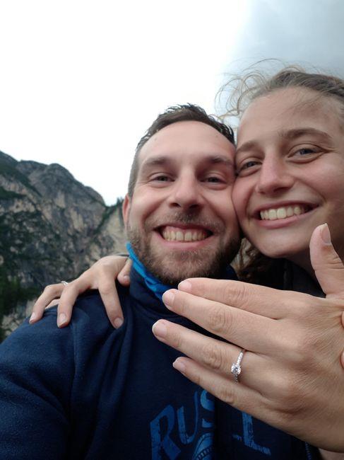 Come avete annunciato le vostre nozze? 2